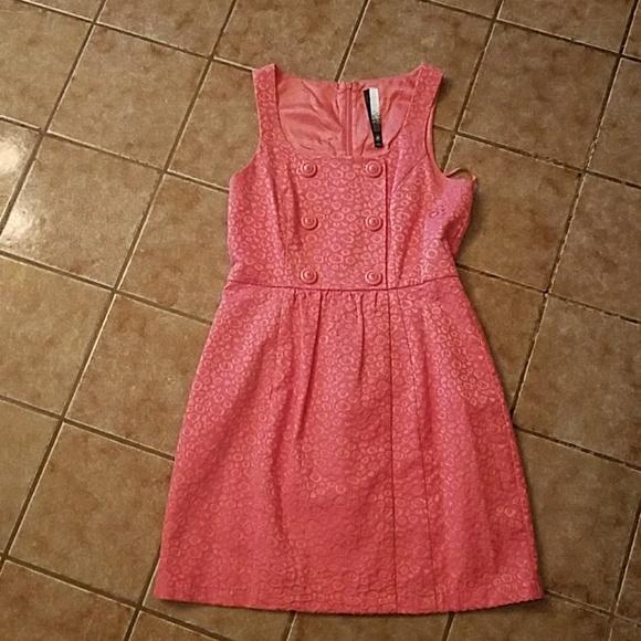 Kensie Dresses & Skirts - Leopard print dress